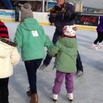 Philadelphia Suomi-koulu ice skating