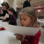 Philadelphia Suomi-koulu craft time