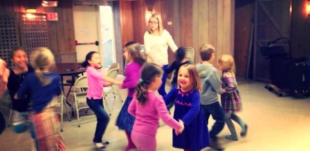 Suomalainen tanssi