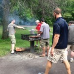 Grilling with Philadelphia Finns
